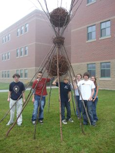 Cool high school installation