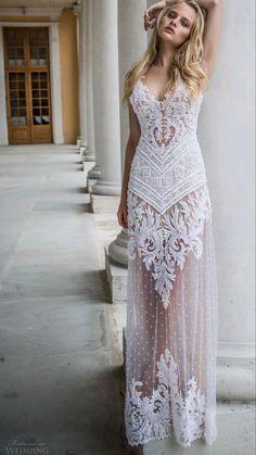 Dresses Elegant, Beautiful Dresses, Boho Wedding, Wedding Gowns, Trendy Wedding, Perfect Wedding, Wedding White, Wedding Ceremony, Wedding Venues