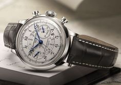 Baume & Mercier Capeland Flyback Chronograph