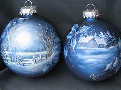 Decorative Painting - Village Designs/Gladys Neilsen