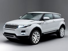 On the road with Range Rover Evoque...