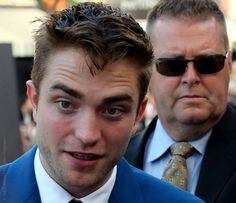 """*** BITS AND ROBS ***  DAVE O'NEIL (reporter, Sydney morning herald): """"I'm at a bar drinking with Robert Pattinson. You know, he's famous – he was Edward the vampire in Twilight. After a few hours together we're practically good mates – except something has come between us. It's a large body of mass called Dean. Dean is Rob's bodyguard and where Rob goes, so does Dean. Seriously, it's like President Obama is turning up. Dean comes in first, checks the exits, liaises with the bar's security…"""