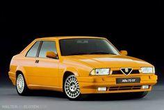 Alfa Romeo 75 GT......