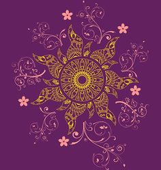"""'Mandala Gold Flower' Poster by Athesti Ispiration from the Disney movie """" Tangled"""". Rapunzel Tattoo, Rapunzel Sun, Disney Rapunzel, Disney Tangled Tattoo, Tangled Flower, Tangled Sun, Tangled Wedding, Disney Mandala Tattoo, Mandala Arm Tattoo"""