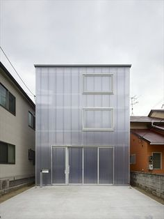 House in Tousuien - Hiroshima, Japan - 2011 - suppose design office #japan #architecture #facade