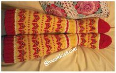 Hand Made by Vuokkis. Leg Warmers, Crocheting, Knit Crochet, Knitting, Handmade, Fashion, Leg Warmers Outfit, Crochet, Moda