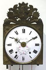Afbeeldingsresultaat voor comtoise clock