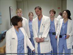 Grey's Anatomy Season 1 | Greys anatomy - season 1 - George & Izzie Photo (2256777) - Fanpop ...