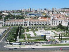 Império Square - Belém/Lisbon