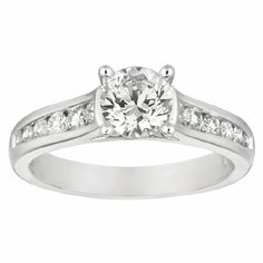 Channel Set with Precision • A Perfectly Beautiful Design For A Perfectly Beautiful Occasion • comment For More Info • TAG someone who'd Love This #Ring 💎💋💎