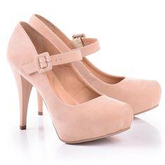 Sapato Salto Alto Fino Lafosca | Mundial Calçados