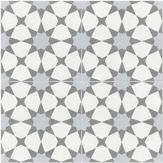 Agadir Vinyl Tile Sticker Pack in Grey - Tile Decals - Floor Stickers Floor Decal, Floor Stickers, Grey Flooring, Vinyl Flooring, Floors, Mosaic Tiles, Cement Tiles, Hex Tile, Backsplash Tile
