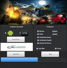 Download Dead Trigger 2 Hack Tool http://abiterrion.com/dead-trigger-2-hack-unlimited-money-gold-ammo/