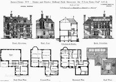 1878 - Luke Fildes House & Studio, Kensington, London - Archiseek.com