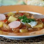 Aus+dem+Crockpot:+Sauerkrautsuppe+ungarisch