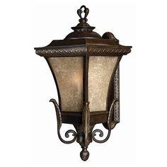 Hinkley Lighting 193 Brynmar Outdoor Sconce, Regency Bronze - Lighting Universe