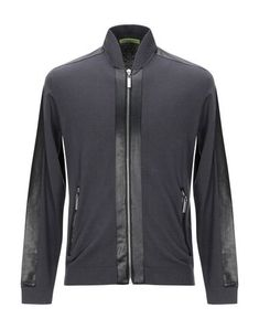 Versace Jeans Cardigan In Lead Versace Jeans Mens, Long Sleeve, Sleeves, Sweaters, Shopping, Clothes, Style, Products, Fashion