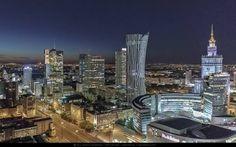 Warszawa, Warsaw, Warshau, Varsovie, (Wawa)