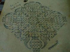 Rangoli Kolam Designs, Rangoli Designs With Dots, Rangoli Designs Images, Kolam Rangoli, Rangoli With Dots, Beautiful Rangoli Designs, Mehndi Design Photos, Mehndi Designs, Sankranthi Muggulu