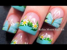 1726 Best Robin Moses Nail Art Videos Images On Pinterest In 2018