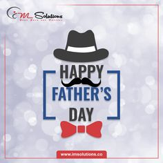 """""""To the world, you are a #dad. To me, you are the #world.""""  #HappyFathersDay #IMSolutions #Advertisingagency https://bit.ly/2g2PiX8"""