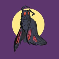 Magical Creatures, Fantasy Creatures, Man Character, Character Design, Adventure Aesthetic, Native American Men, Cute Funny Dogs, Macabre Art, Mothman