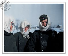 Stalingrad, Leden 1943.