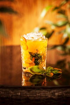 Bildverkstad | Cocktails by Retuscheriet Retouch, via Behance