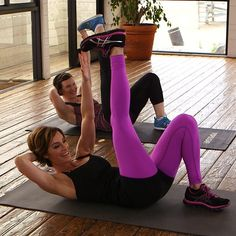 A Flat-Belly Workout That Only Takes 10 Minutes!