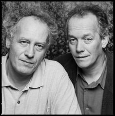 Dardennes Brothers (Jean-Pierre °1951 - Luc °1954) - Belgian filmmaking duo. They write, produce and direct their films together.