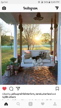 design pergola, 8 Stunning Master of Modern Farmhouse Style Decorating Ideas Style At Home, Country Style Homes, Modern Farmhouse Style, Farmhouse Style Decorating, Rustic Farmhouse, Southern Style, Farmhouse Ideas, Rustic Style, Modern Country