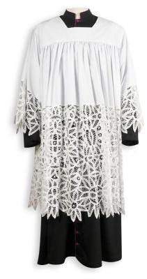 roquete de puro lino-Art.1924-colección clásica