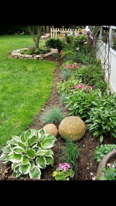 Front planter idea