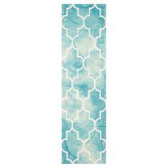 Safavieh Briar Accent Rug - Turquoise / Ivory (2'3 X 6')