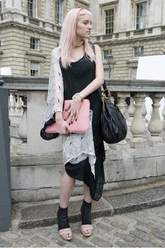 01f75fd4003 London Fashion Week Spring 2013 Attendees Pictures
