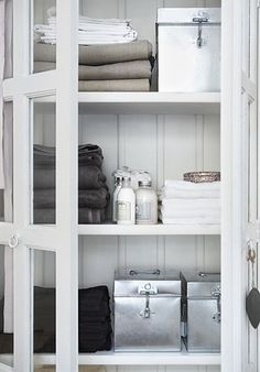 linen closet  #linen #organizing #organization #linenclosets