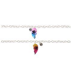 Half Heart Sunset BFF Bracelet