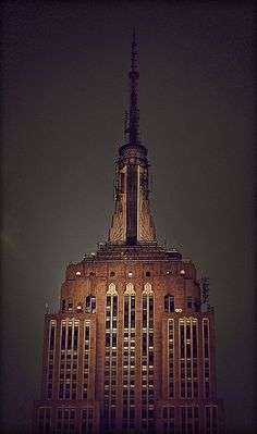 Empire State Building, New York by Joep R., via Flickr