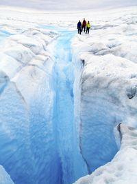 Glacial Moulin