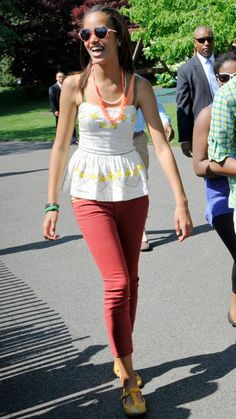 See Malia Obama's Style Evolution - 2011 - from InStyle.com