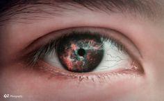 Look my eyes