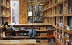 Culture: Liyuan Library, Beijing, China - designed by Li Xiadong Atelier
