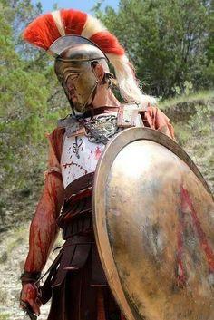 Greek hoplite #GreekHistory