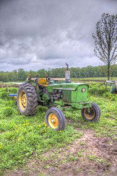 John Deere Tractor by John-Paul Fillion