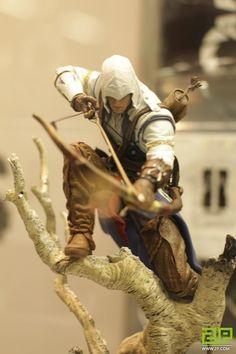 Figures of Ubisoft titles