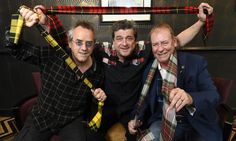 Woody,Les & Alan of the Bay City Rollers reunite for a world tour!