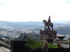 Braga and the Igreja de Bom Jesus