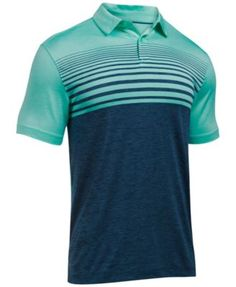 new product 33626 d1878 UNDER ARMOUR Under Armour Cs Upright Stripe Polo.  underarmour  cloth   polos  Golf · Golf ShirtsMen ...