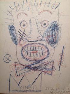 Jean-Michel Basquiat (1960-1988).