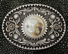 LeeDowney ~ collections ~ trophy buckles